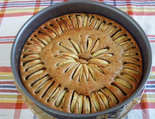 Rezept für Kuchen - weizenfrei Apfelkuchen - histaminarm - kaseinfrei