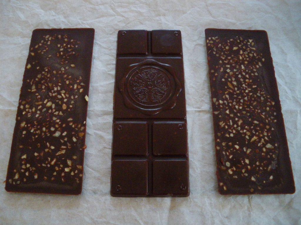 Rezepte - Snacks - süß - vegane Schokolade DIY