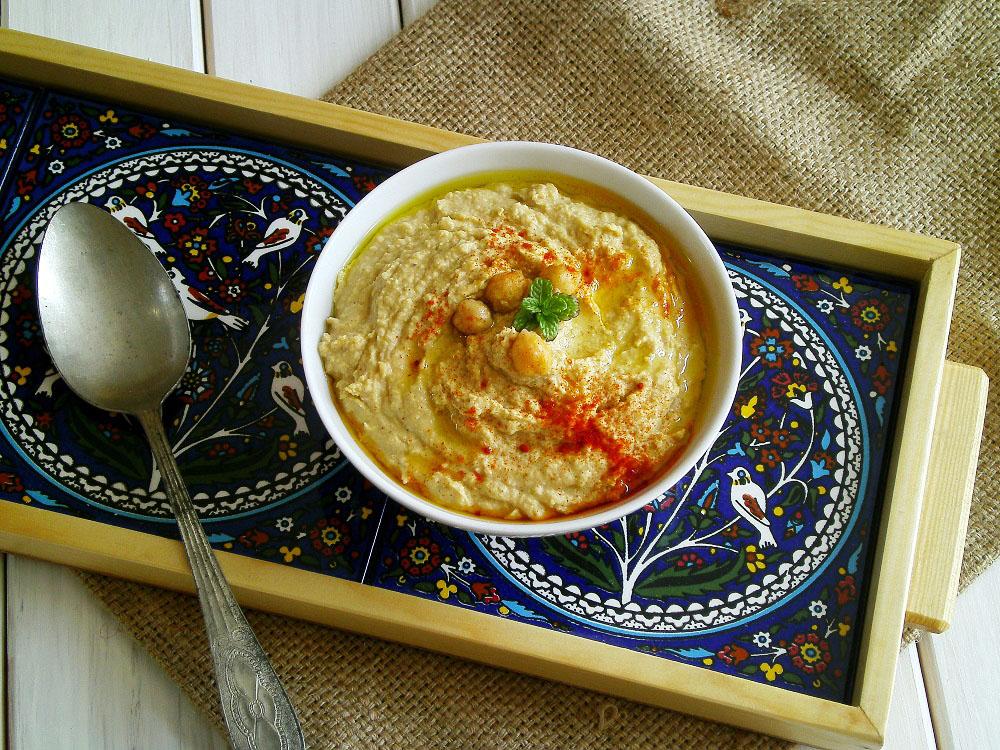Rezepte - Dips & Aufstriche - Hummus - vollwertig, glutenfrei & kaseinfrei