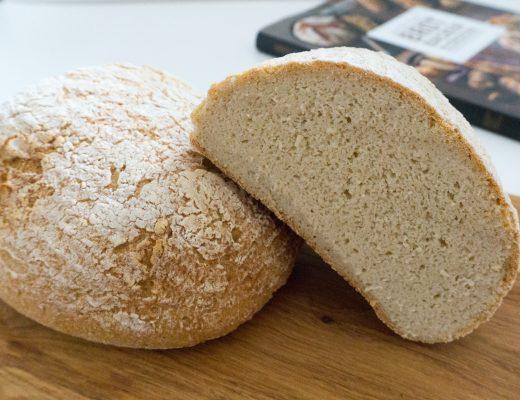 Rezepte - Brot - Hefebrot - Hirse-Reisbrot ohne Stärke - glutenfreie & vegan