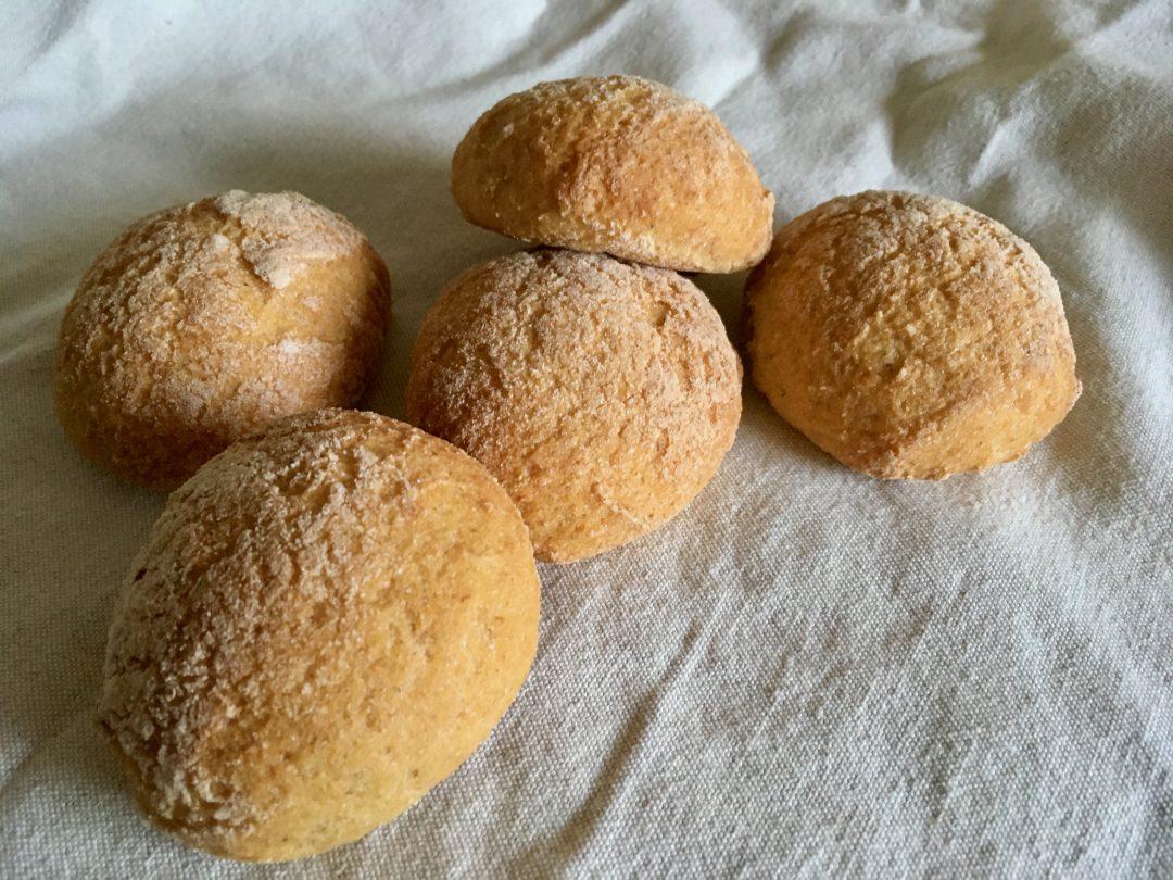Rezepte - Brötchen - Sauerteig - glutenfrei - vegan - Weißbrötchen