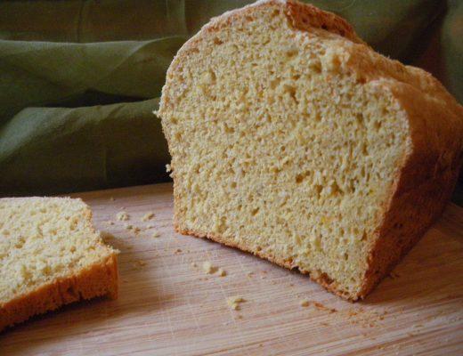 Rezepte - Brot - Kürbisbrot - vegan - weizenfrei - backen